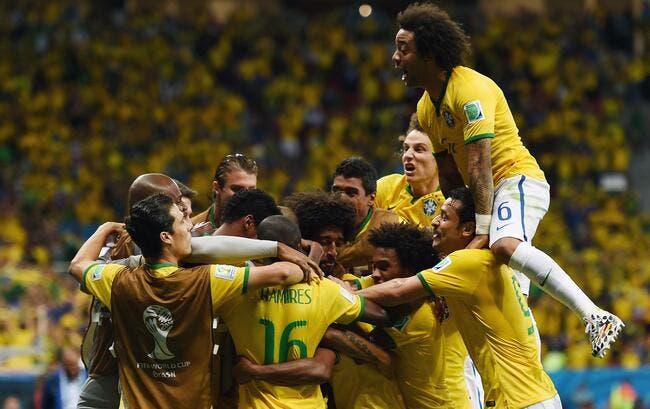Le Chili, premier test épicé pour le Brésil