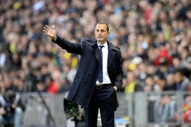Officiel : Nantes prolonge Der Zakarian