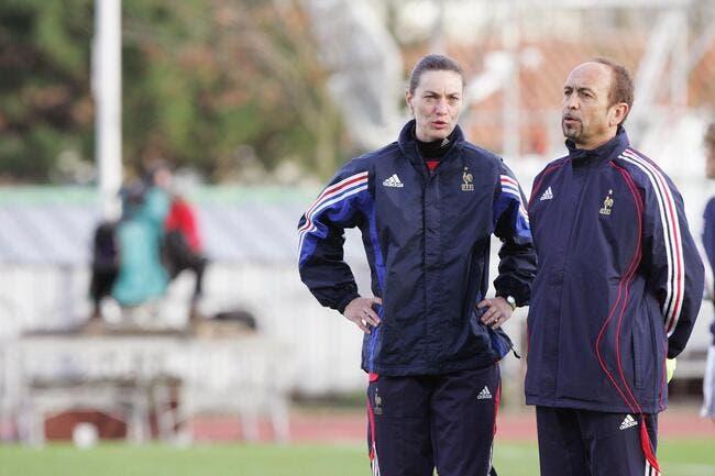 Clermont nomme Corinne Diacre au poste d'entraineur