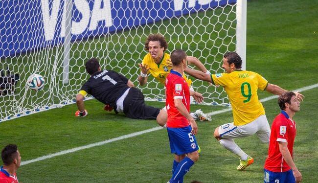 Une qualification dans la souffrance pour le Brésil