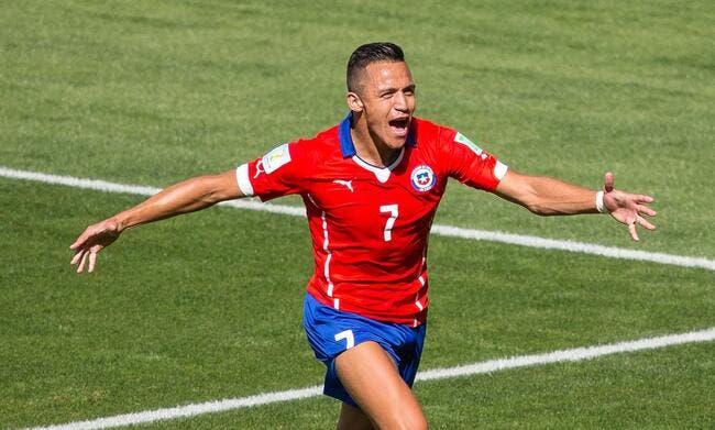 Le Chili a donné sa vie pour accrocher le Brésil