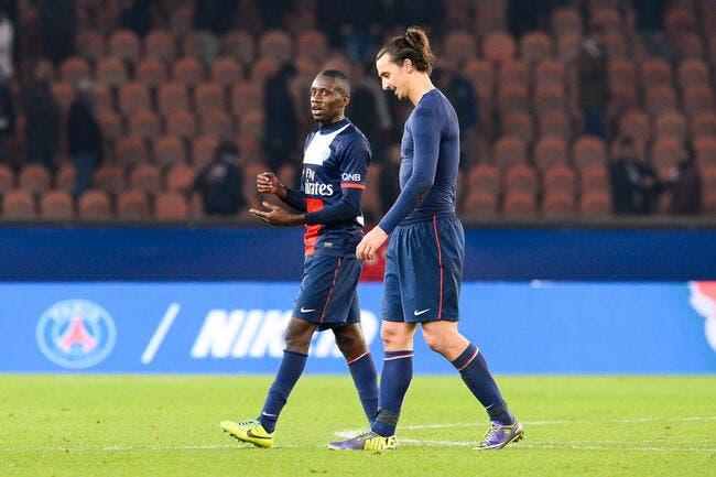Ibrahimovic a sauvé la peau de Matuidi au PSG