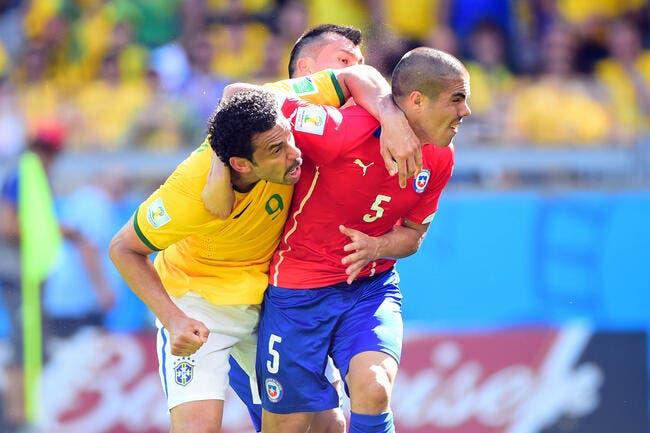 Le Brésil a réussi à trouver plus nul que Fred dénonce Pierre Ménès