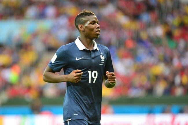 France – Nigéria : les compos