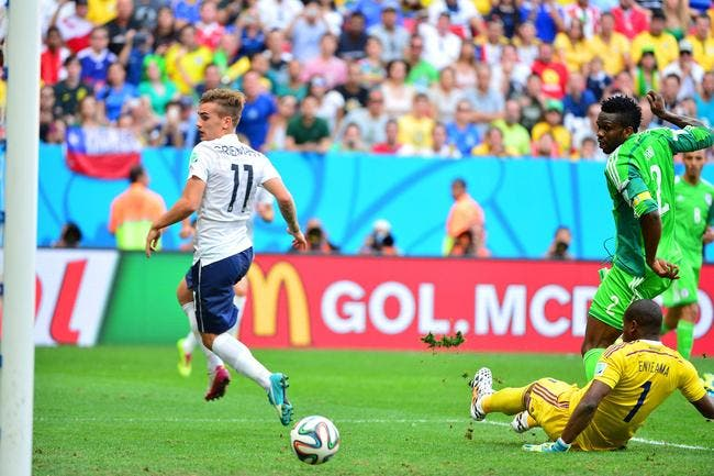 Griezmann : « Parmi les 8 meilleures équipe du monde »