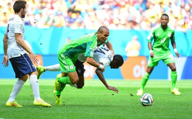 Le Nigéria a vu un arbitrage honteux