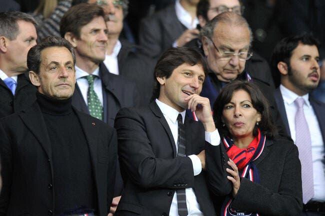 Quand Leonardo est annoncé de retour au PSG