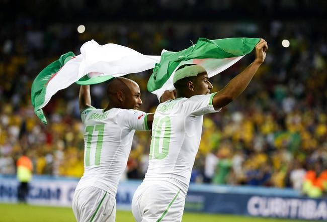 Sortir l'Allemagne, une légende de l'Algérie y croit