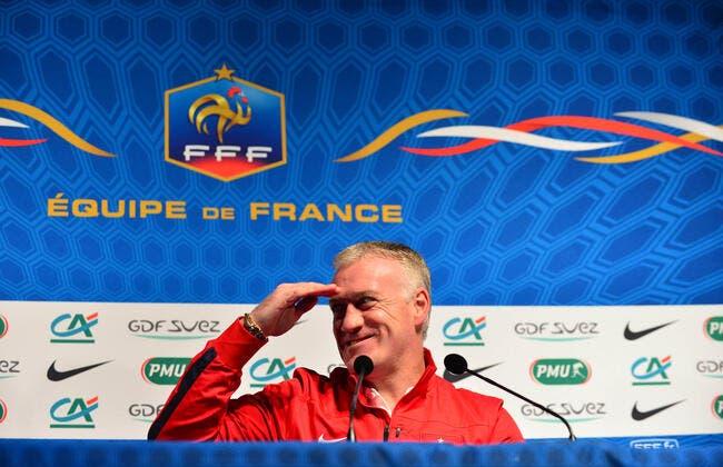 Deschamps reste mystérieux sur ses 23 pour le Mondial