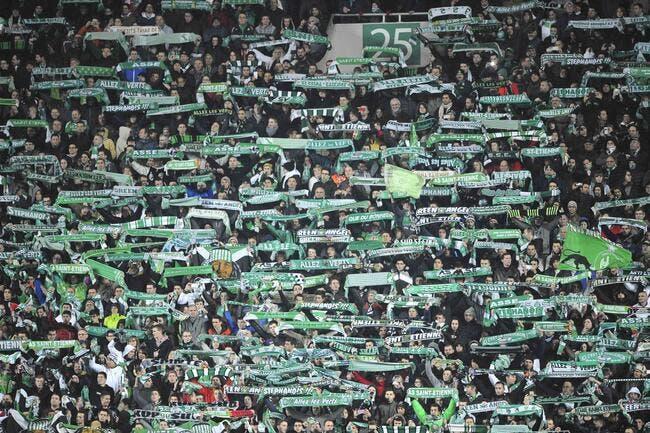 Le peuple Vert révolté par le prix des tickets pour PSG-ASSE