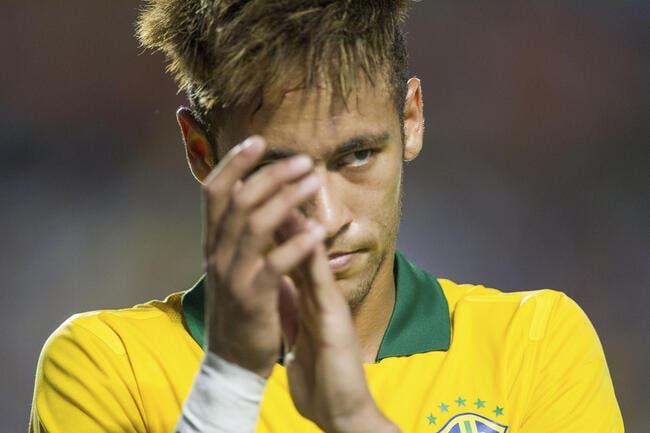 Vidéo : Neymar fait le bonheur d'un petit Sud-africain
