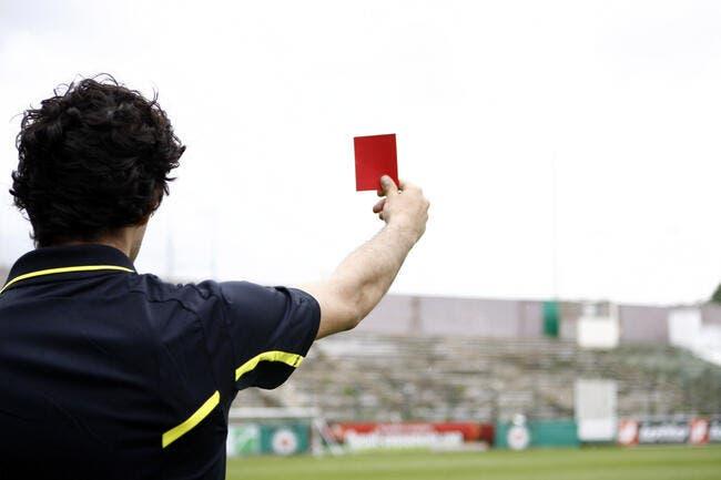 Vidéo : 28 matchs de suspension pour un tacle