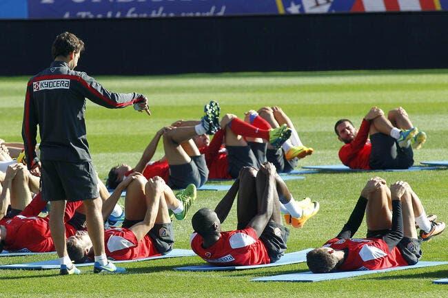 ASSE ou Atlético, Guilavogui n'a jamais glandé à l'entraînement