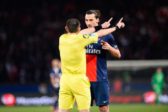 Ibrahimovic provoque une réunion à la cantine du PSG