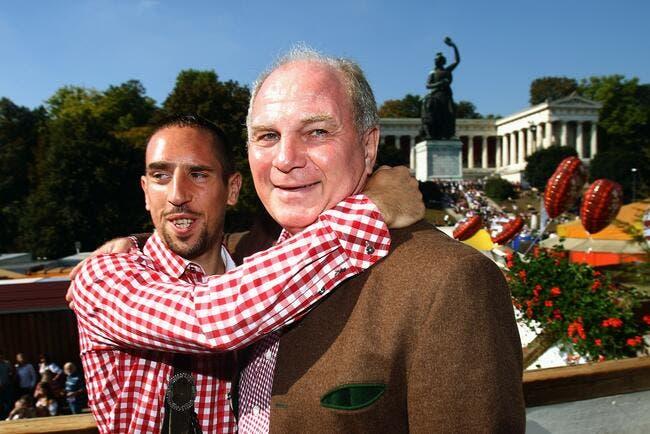 28 ME de fraude fiscale, ça peut arriver estime Ribéry