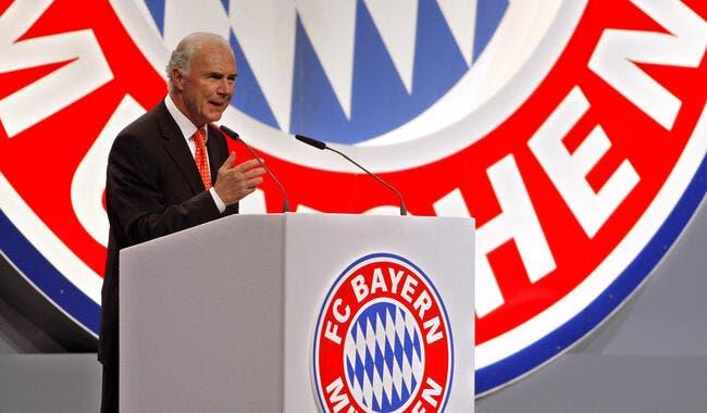 Beckenbauer, un « clown pas drôle » pour Courbis