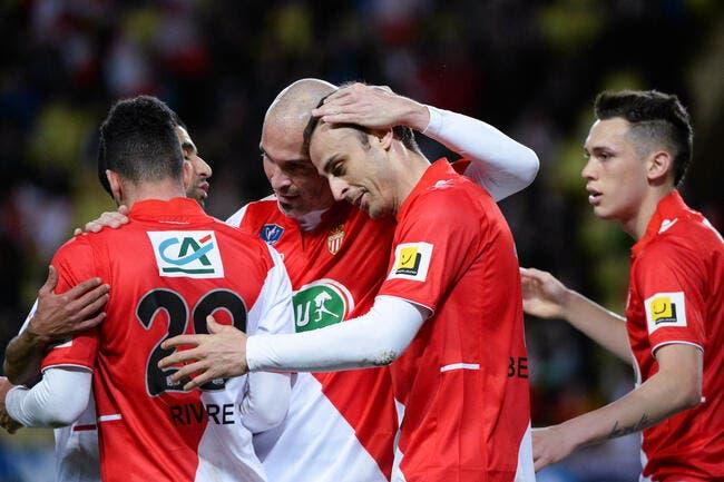Monaco ne fait pas dans la demi-mesure face à Lens