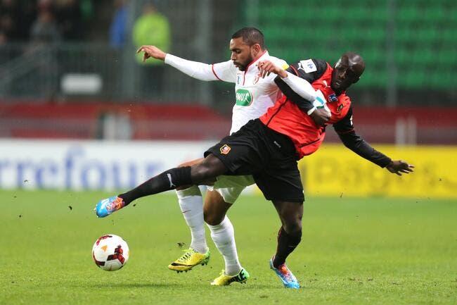 Le LOSC n'a pas fait un match de Coupe à Rennes
