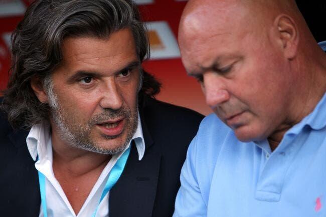 Anigo a posé sa démission à l'OM, Labrune a dit non