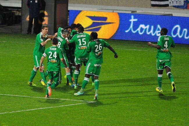 Le derby passe aux Verts