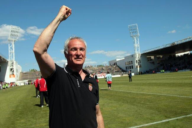 Ranieri quitte l'AS Monaco et prend son chèque d'1,5ME !