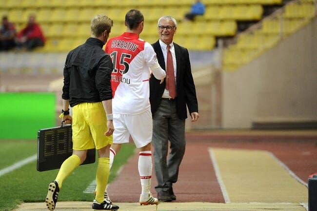 Un coach sympa, c'est louche s'amuse Ranieri