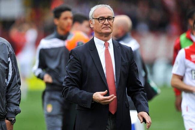Monaco est champion de France virtuel s'esclaffe Ranieri