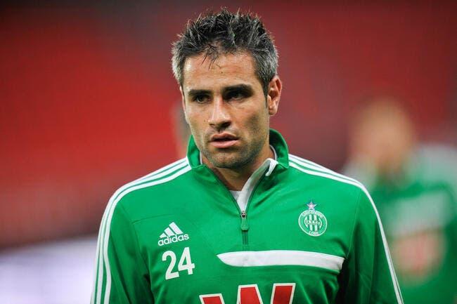 Loïc Perrin élu joueur de la saison à l'ASSE