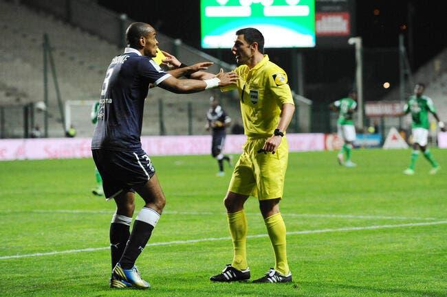 Henrique quitte Bordeaux avec un message pour les arbitres
