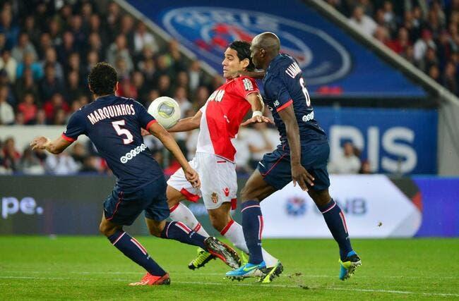 Falcao l'annonce, il reste à Monaco pour battre le PSG