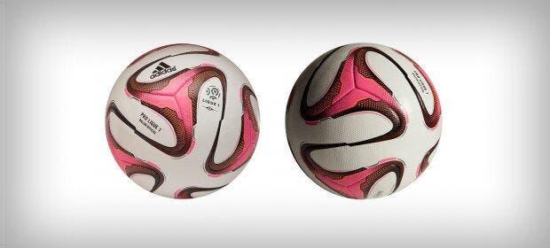 Le nouveau ballon de la L1 présenté