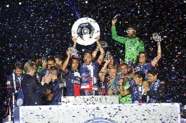 Prend ça l'UEFA, le PSG offre 17ME de bonus à ses joueurs