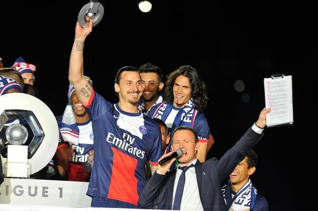 Faux Zlatan Ibrahimovic, mais hélas vrai chômeur