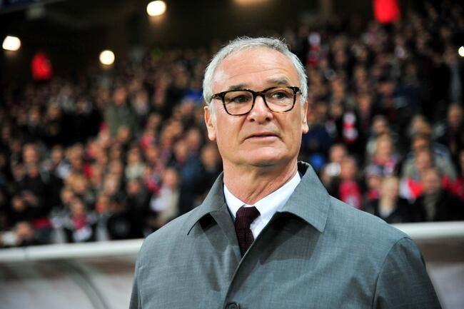 Officiel : Ranieri quitte l'AS Monaco
