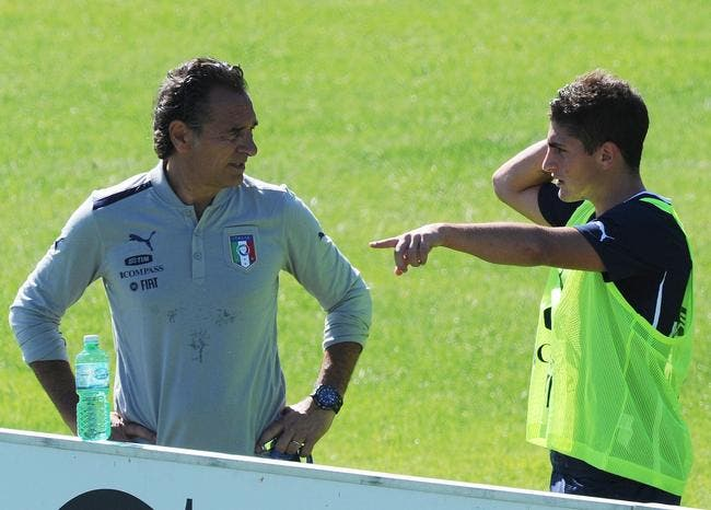 En Italie, Verratti ne discutera pas le choix de Prandelli