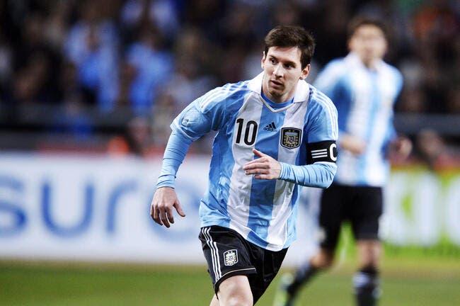 Messi a recalé la sélection espagnole