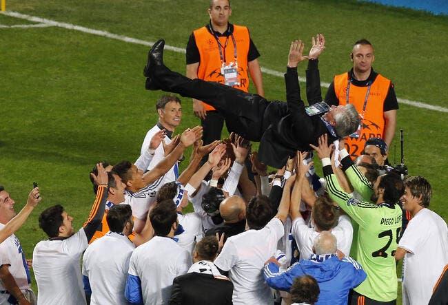 Riolo balance dur sur ceux qui ont taillé Ancelotti