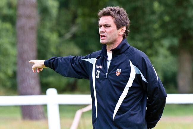 Officiel: Ripoll succède à Gourcuff comme entraîneur de Lorient