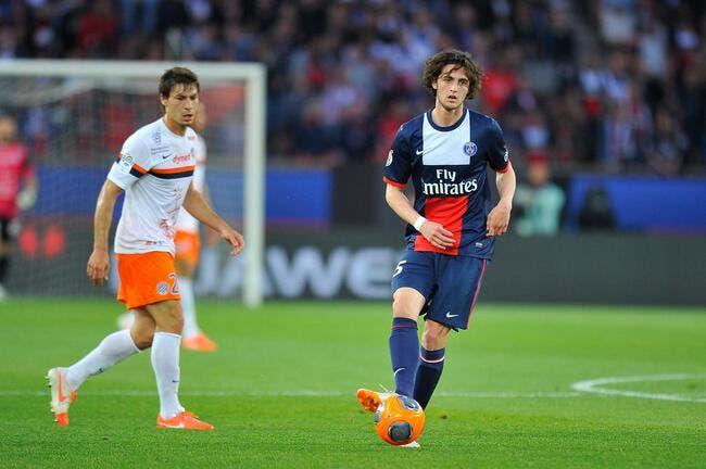 Rabiot doit céder au PSG s'il veut aller à la Juventus