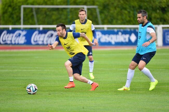 Entre l'OM et les Bleus, Valbuena a fait un choix