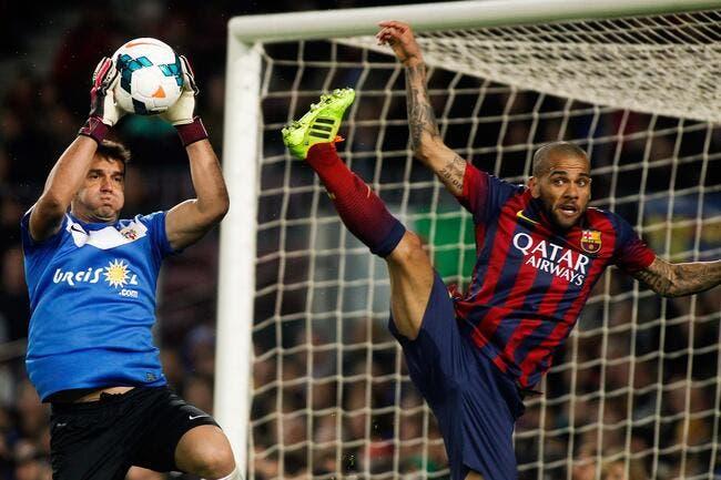 Le PSG a reçu le tarif demandé par le Barça pour Alves