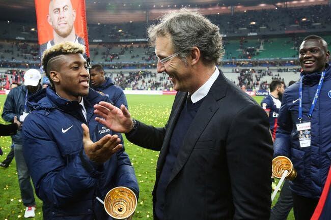Le PSG roulé dans la farine par la Juventus pour Coman ?