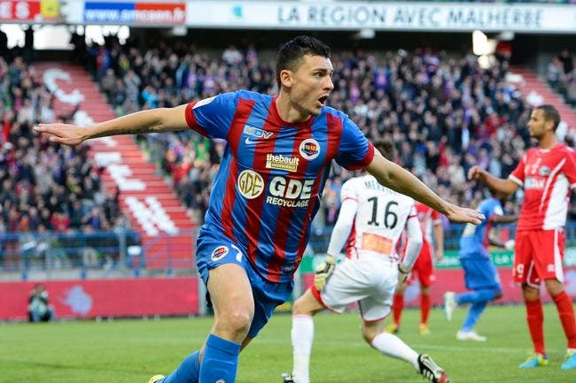 Officiel : Mathieu Duhamel prolonge à Caen