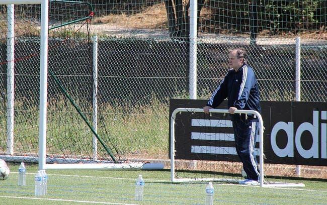Bielsa à peine arrivé à Marseille et déjà reparti