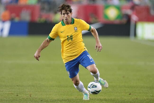 Le PSG en tremplin pour le Brésil, Maxwell n'y croyait pas