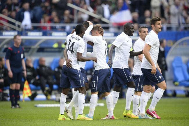 Deschamps : «Marquer 4 buts, ce n'est jamais évident»