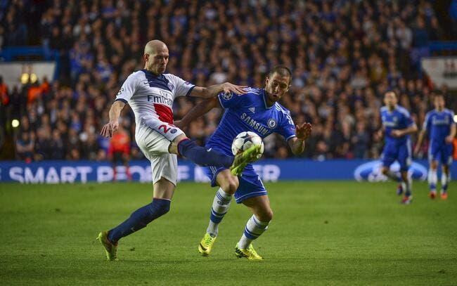 Hazard ne se prend pas la tête avec le PSG et Chelsea