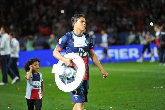 L'accueil à Paris, Thiago Silva n'a pas aimé du tout