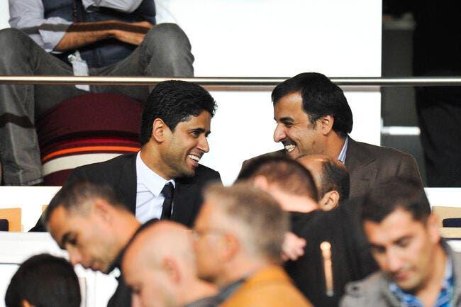 L'Emir du Qatar foudroie l'UEFA avec une seule réponse