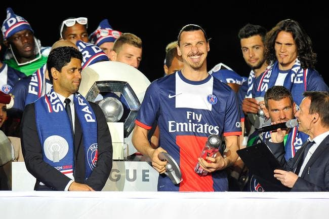 Ibrahimovic voit un complot anti-PSG avec le fair-play financier